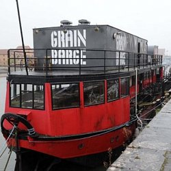 The Grain Barge
